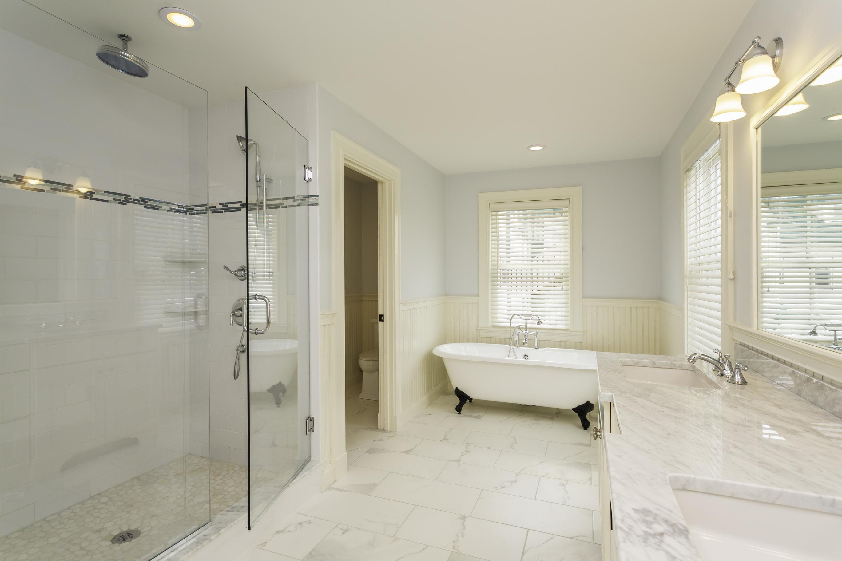 Glass Shower Enclosure - ACE Glass