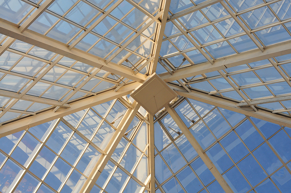 Glass Framing Systems